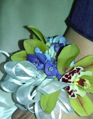 orchid-corsage